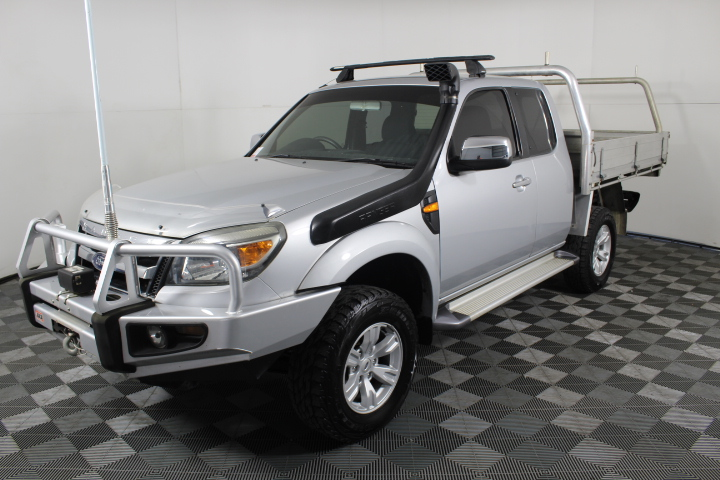 2010 Ford Ranger Automatic Turbo Diesel Extra Cab