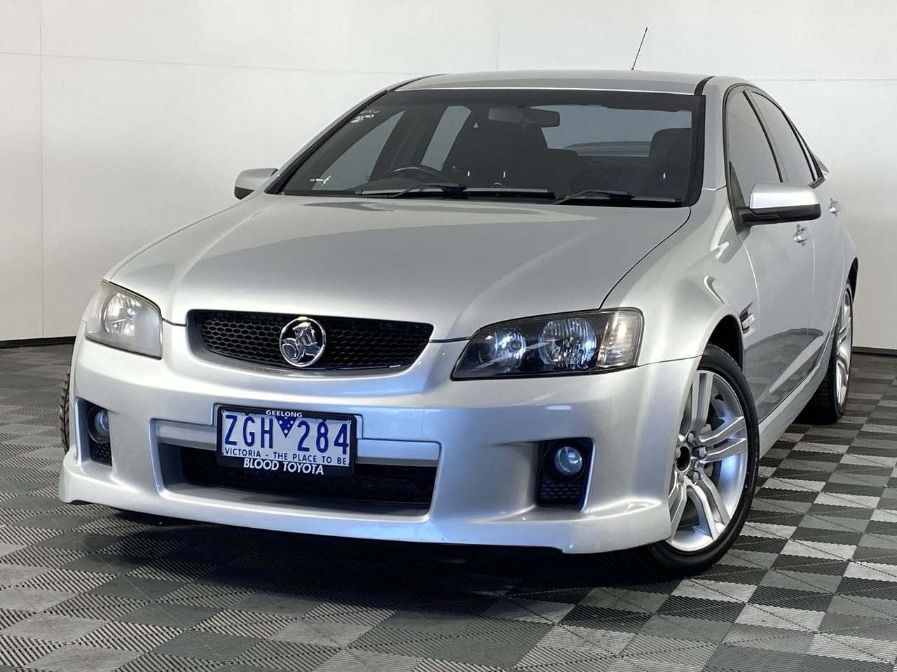 2010 Holden Commodore SV6 VE Automatic Sedan