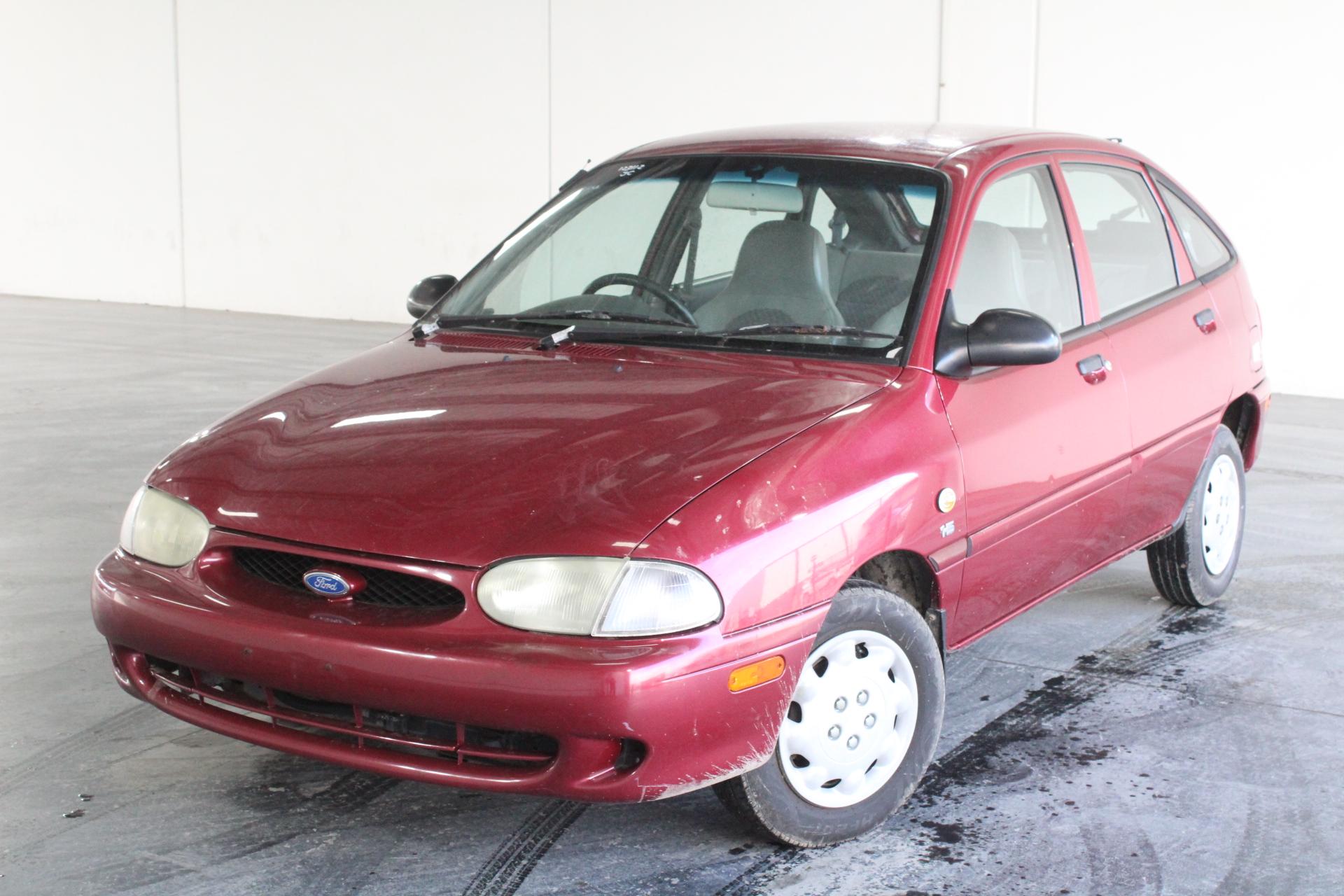 1997 Ford Festiva GLXi WD 3 auto Hatchback