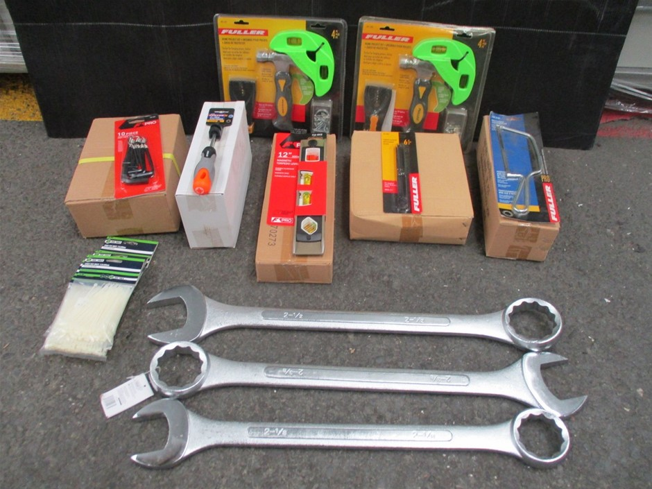 Qty 68 x Fuller Tradesperson/Handyperson Hand tools