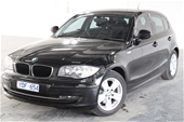 Unreserved 2011 BMW 1 18i E87 Automatic