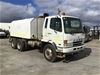 <p>2007 Mitsubishi Fighter FN 600 6 x 4 Water Truck</p>