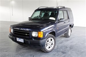 2001 Land Rover Discovery Td5 (4x4) Turb