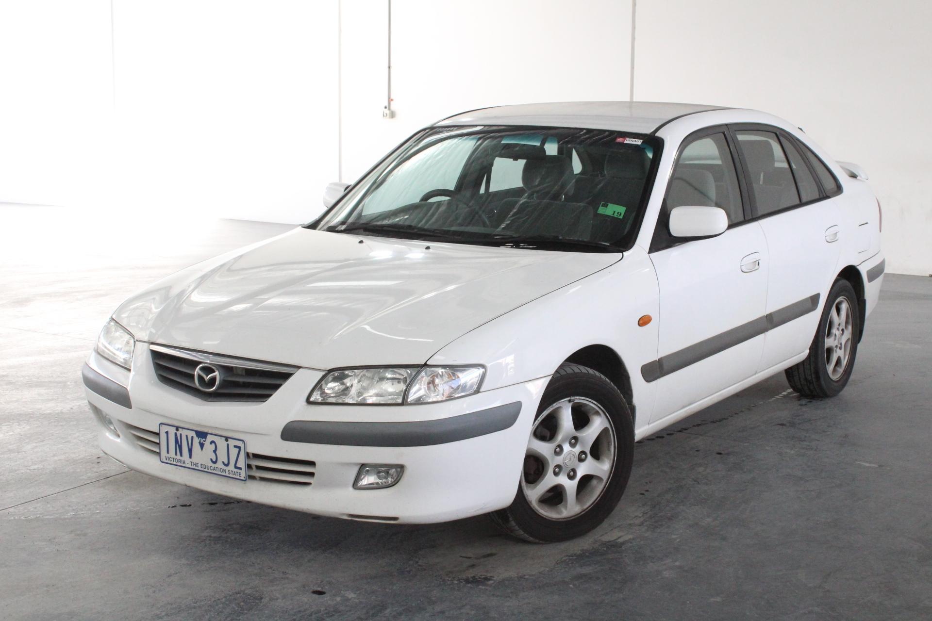 1999 Mazda 626 Classic GF Automatic Hatchback