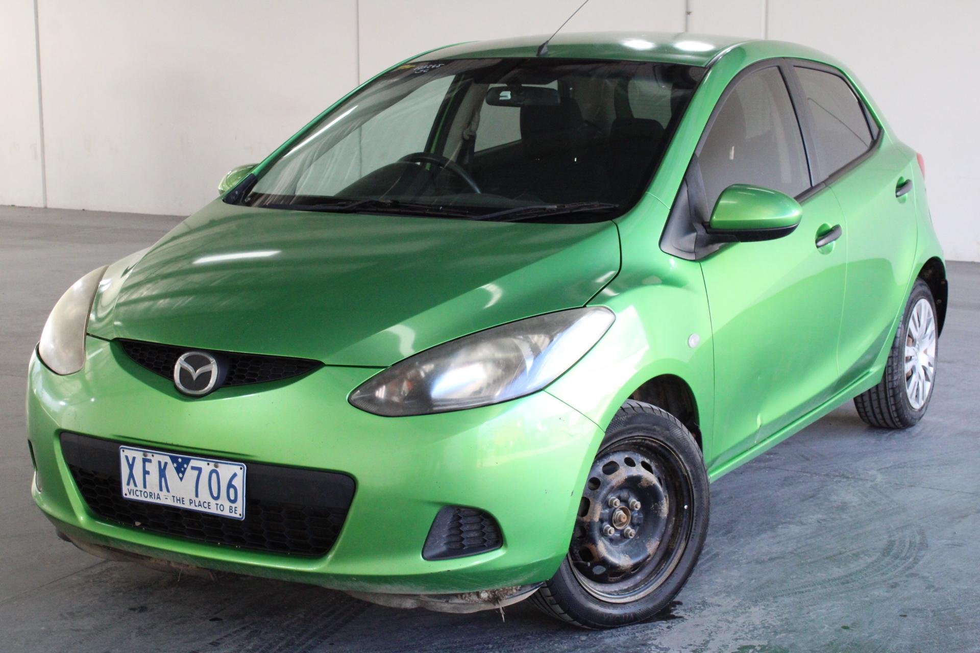 2009 Mazda 2 Neo DE Automatic Hatchback