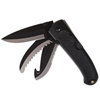 FINDER Tri-Blade 8cm Knife with Locking Mechanism & Pouch Buyers Note - Dis