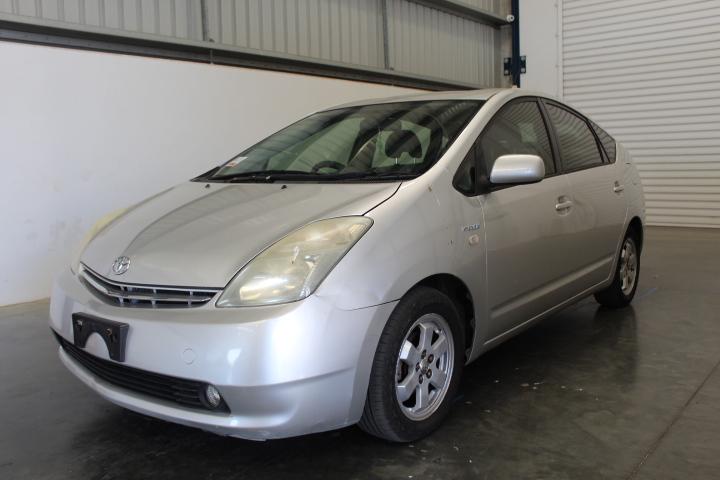 2006 Toyota Prius Hybrid Automatic Hatchback