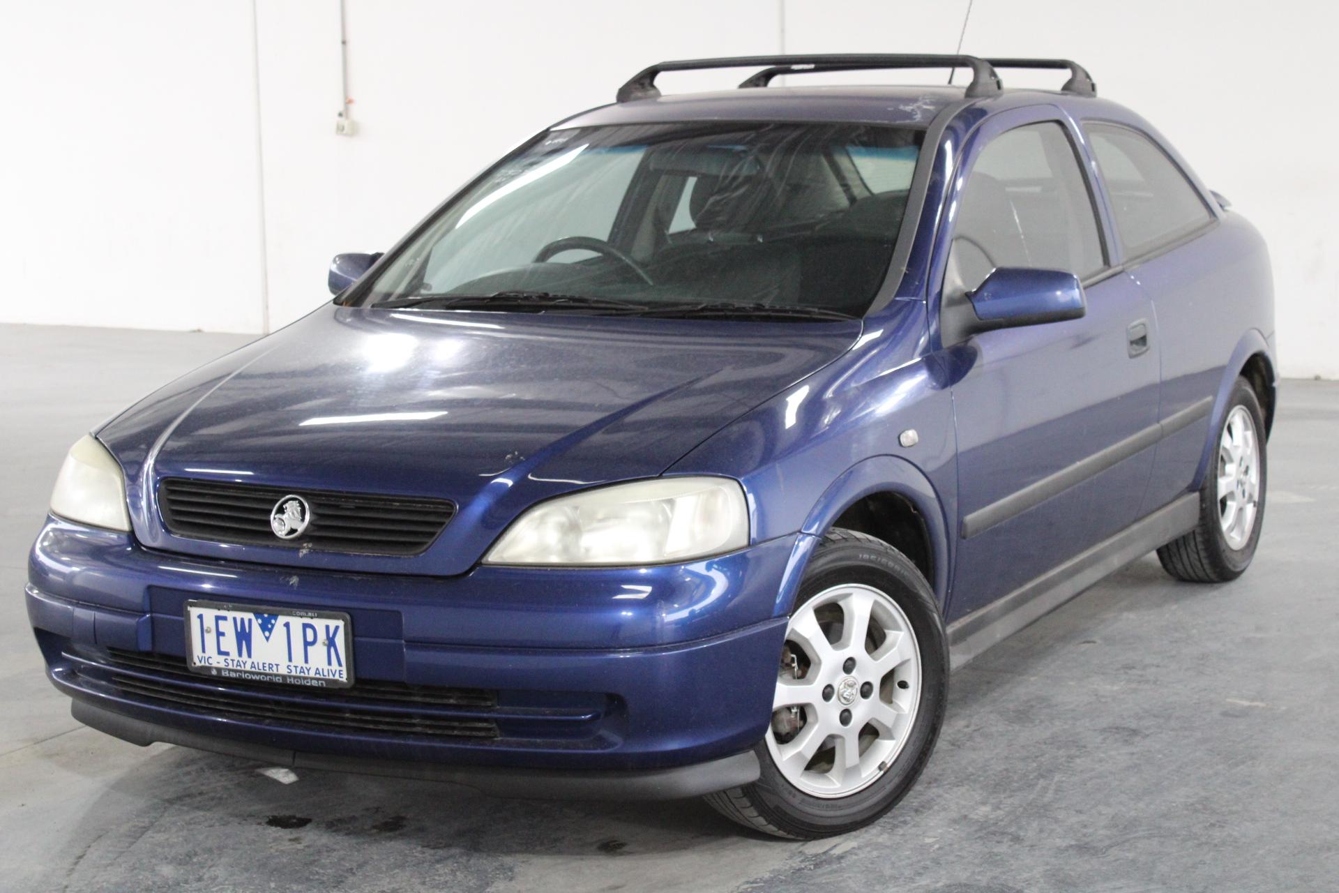 2004 Holden Astra SXi TS Manual Hatchback