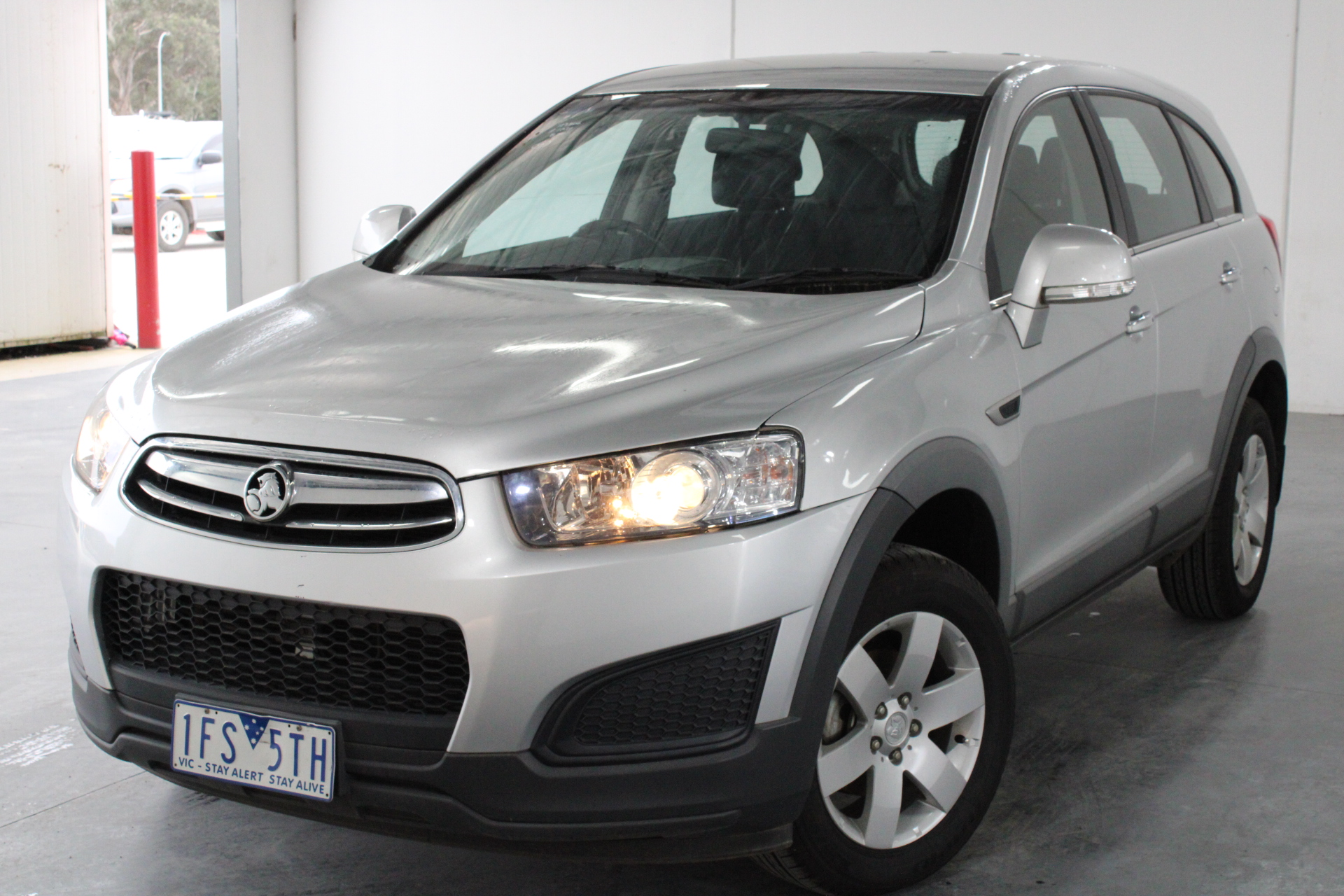 2015 Holden Captiva 7 LS 2WD CG II Automatic 7 Seats Wagon