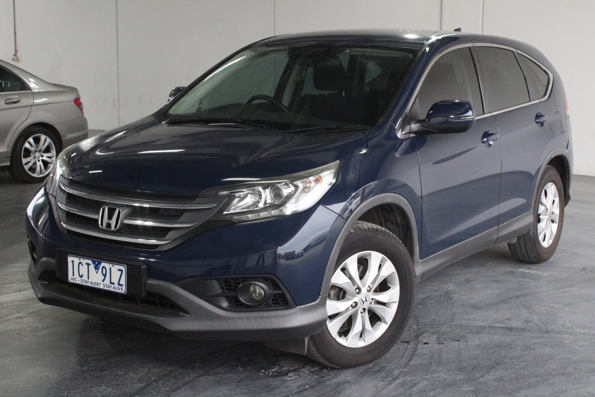 2014 Honda CR-V 4WD DTi-S RM Turbo Diesel Automatic Wagon