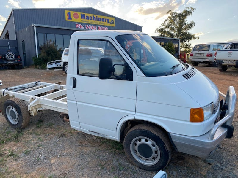 1996 VW Transporter Truck (For Repair, Restoration or Parts Only)