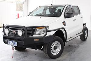 2012 Ford Ranger XL 4X4 PX Turbo Diesel
