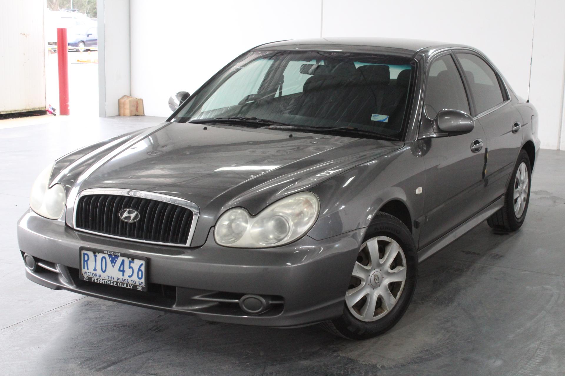 2001 Hyundai Sonata GL EF-B Automatic Sedan