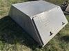 Aluminium ute canopy, 1950 x 1700mm