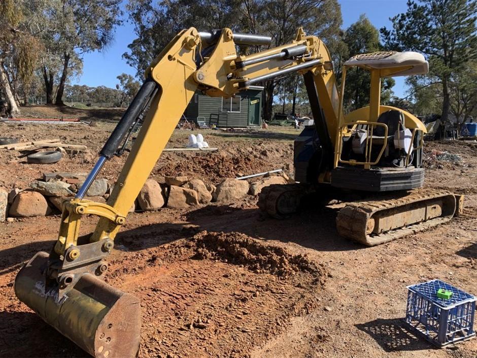 Komatsu PC50UU2 Excavator