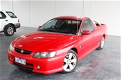 Unreserved 2003 Holden Commodore SS Y Series