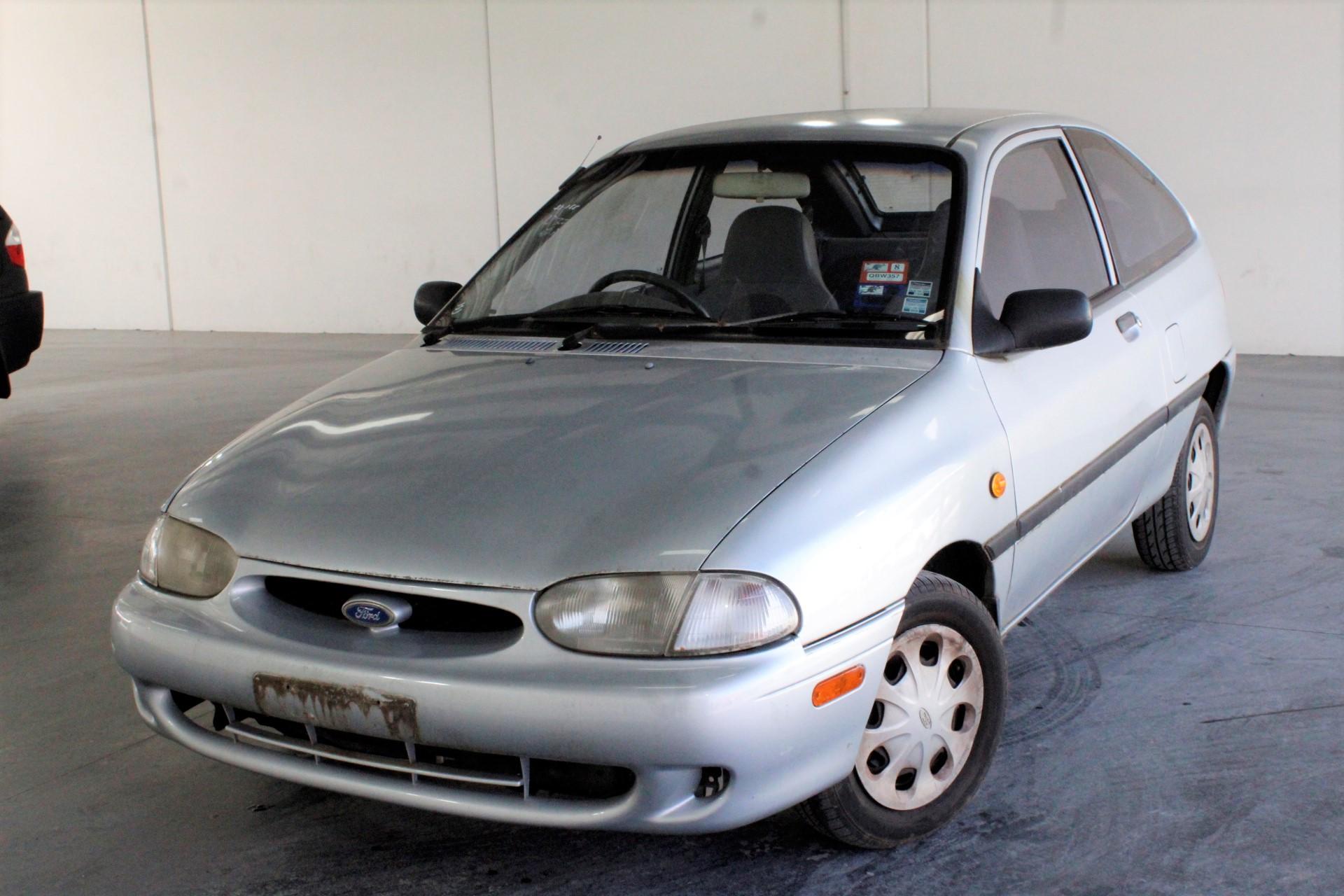 1999 Ford Festiva TRIO S WF Automatic Hatchback