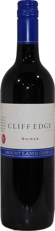 Mount Langi Ghiran Cliff Edge Shiraz 2007 (1x 750mL), VIC. Screwcap