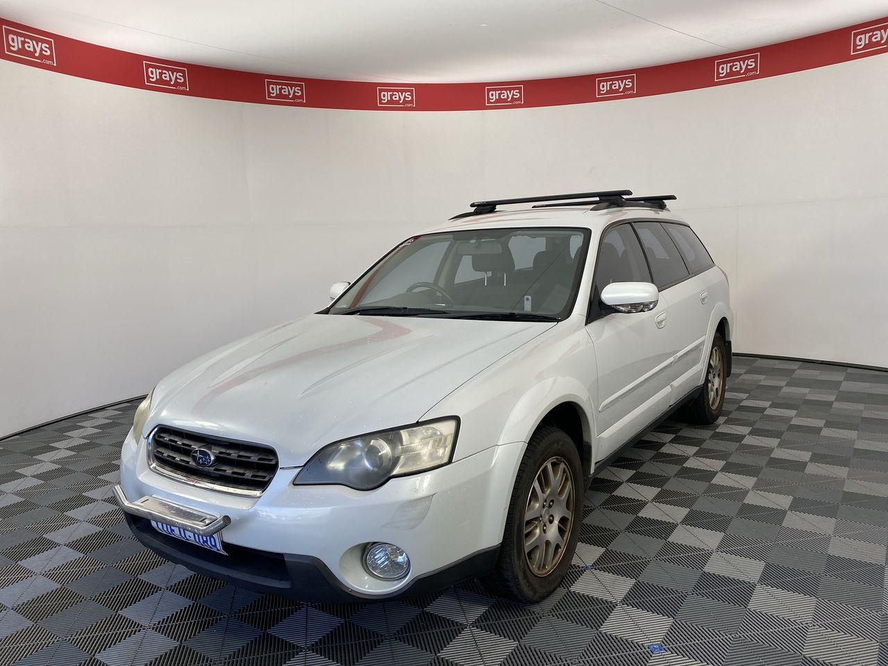 2006 Subaru Outback 2.5i B4A Automatic Wagon