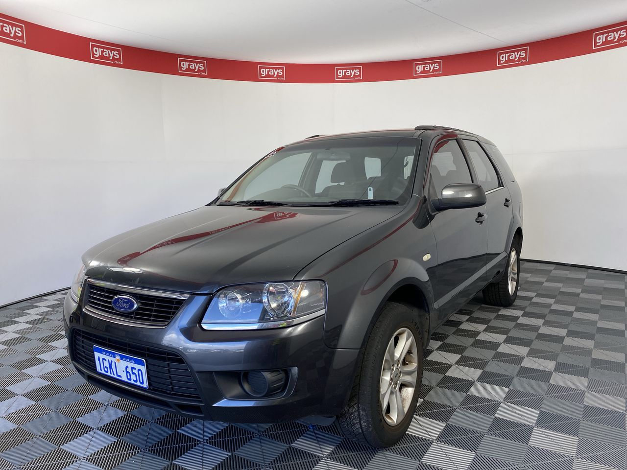 2009 Ford Territory TX SY II Automatic 7 Seats Wagon