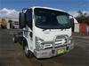 2011 Isuzu NPR 400 Medium Sitec 155 Series II Cab Chassis Truck