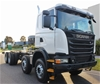 2013 Scania G400 Extra Long Cab Chassis 8 x 4 AutomaticTruck