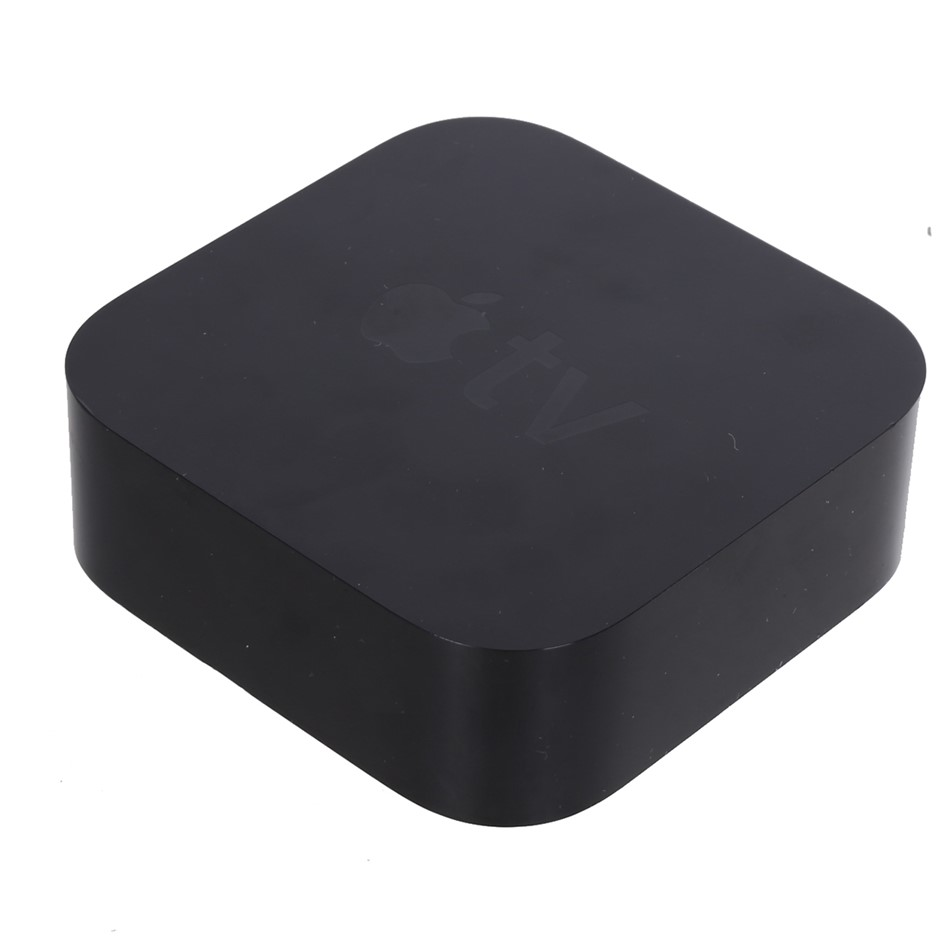 APPLE TV 4K Complete with Remote and Power Cord. Model A1842. N.B. Has been