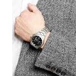 Mens unworn Michael Kors couture 'Gareth' chronograph watch.