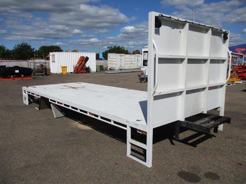 WeldForm Truck Body Tray