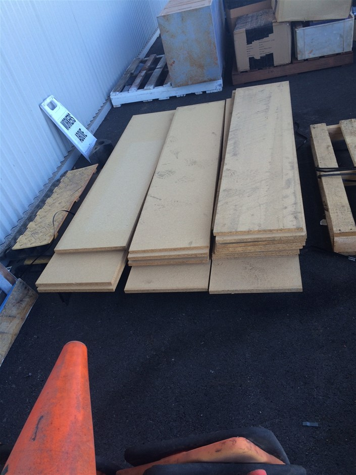 3x Pallets of Pallet Racking Shelving (Location: Kwinana)