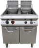 <Strong>ANGELO PO GAS DOUBLE PAN PASTA COOKER , QUALITY COMMERCIAL KITCHEN