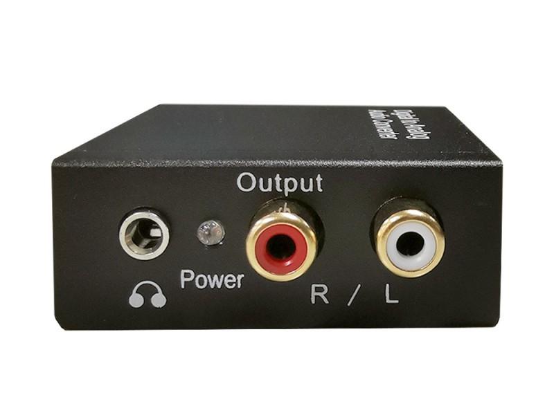 SONIQ Digital To Analog Audio Converter