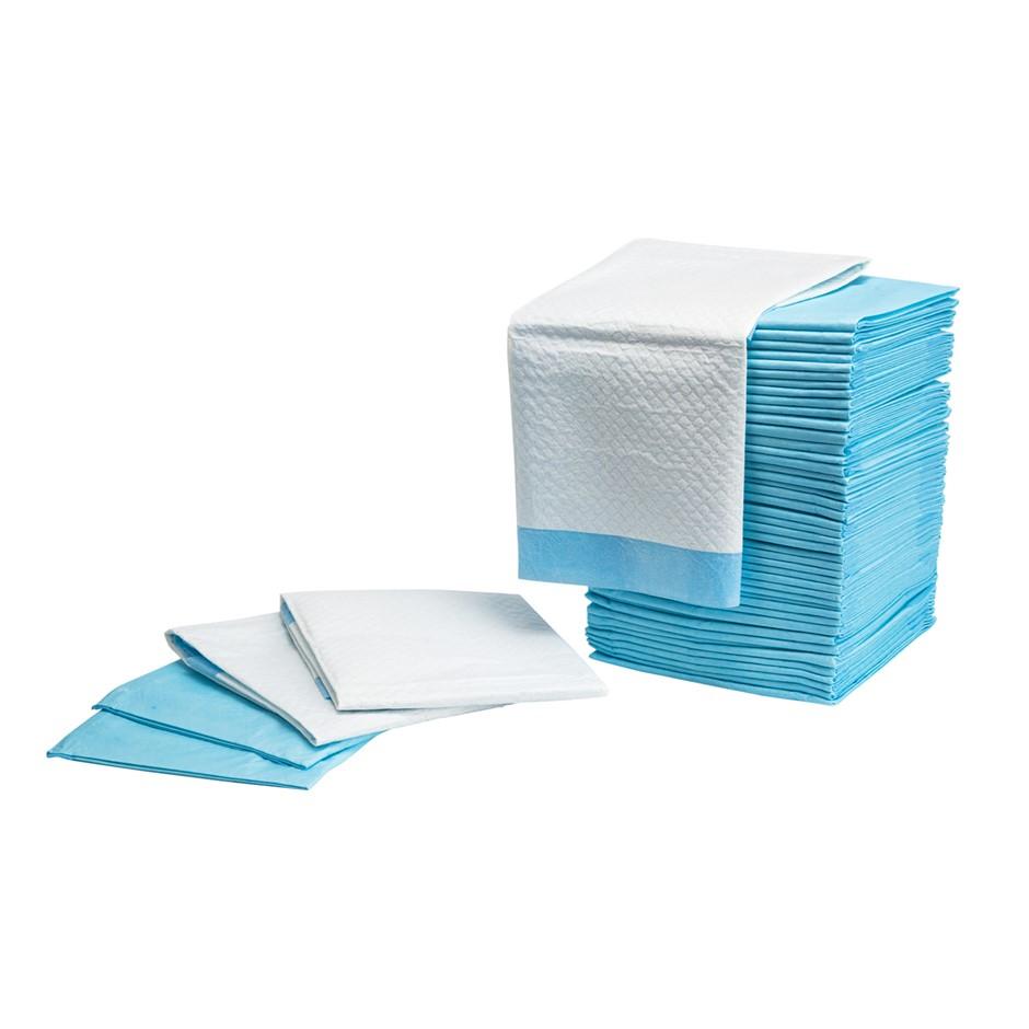 400PCS Pet Toilet Training Pads 7 Layered - BLUE