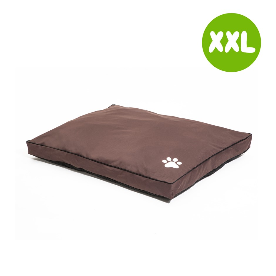 XXL Pet Bed Mattress - BROWN