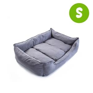 S 70 x 60 x 18cm Pet Suede Sofa HUSK - G