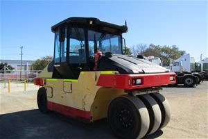 2012 Dynapac CP224W Multi-Tyre Roller (R