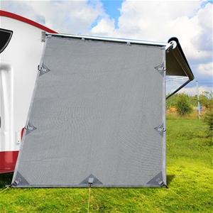 Caravan Privacy Screen 1.95 x 2.2M End W