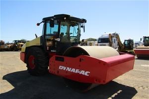 2012 Dynapac CA6000D Smooth-Drum Roller