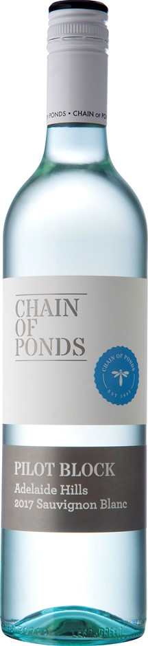 Chain Of Ponds Pilot Block Sauvignon Blanc 2017 (12 x 750mL) Adelaide Hills