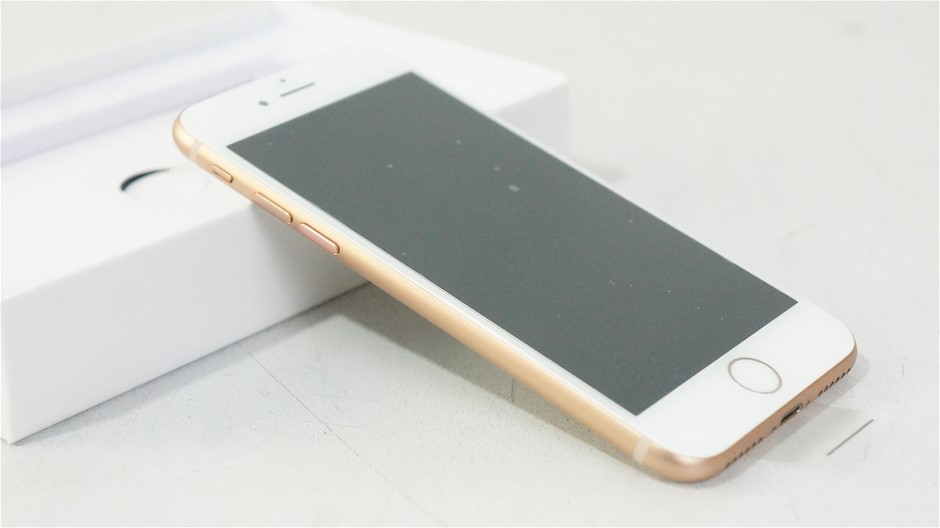 Apple iPhone 8 64Gb Gold (Reconditioned)