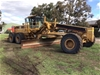 <p>2000 Caterpillar 24H Motor Grader with 24' Blade and Tynes