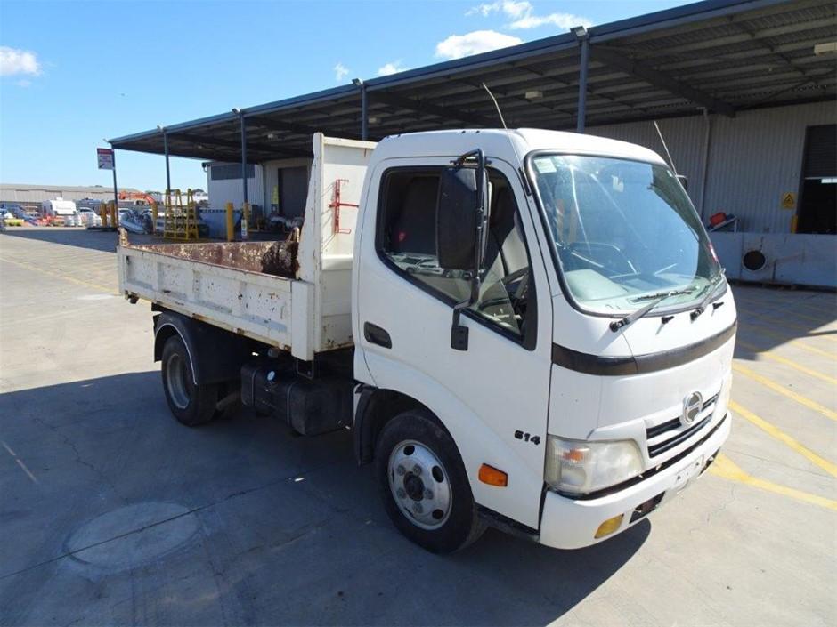 2008 Hino XZU307R 4x2 Tipper Truck (Pooraka, SA)