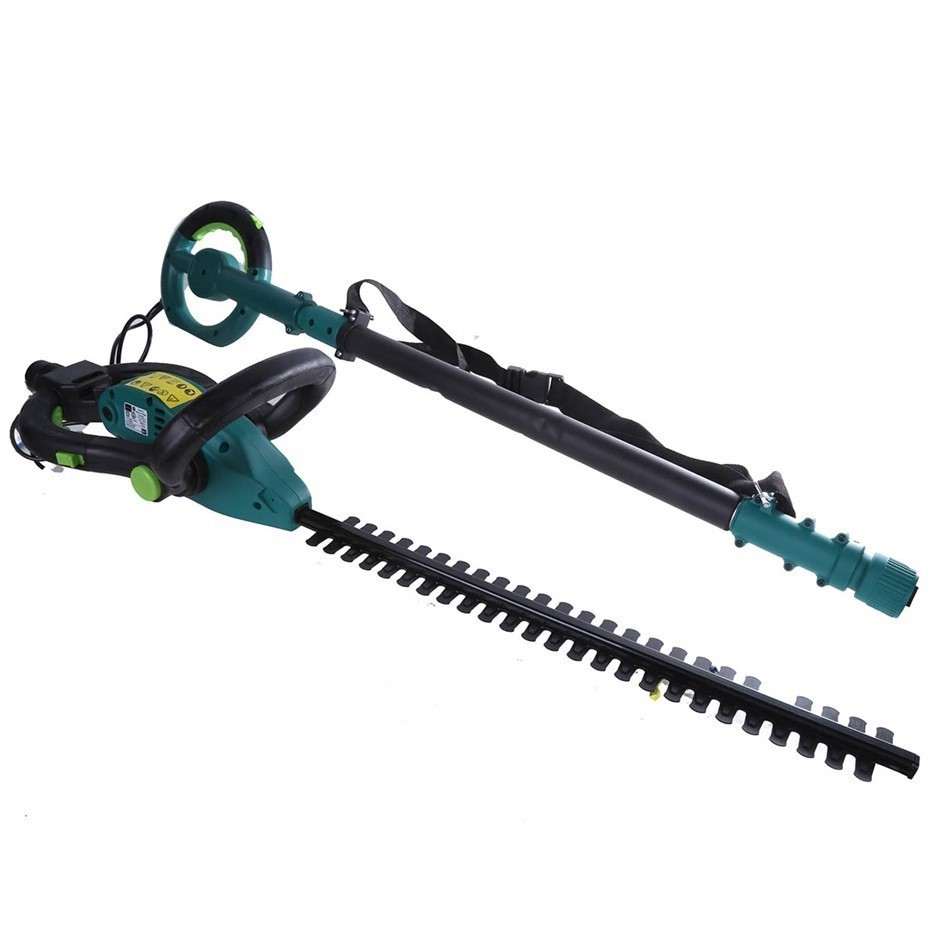 Leading Retail Brand Electric Hedge Trimmer with Extendable Handle, Cutting