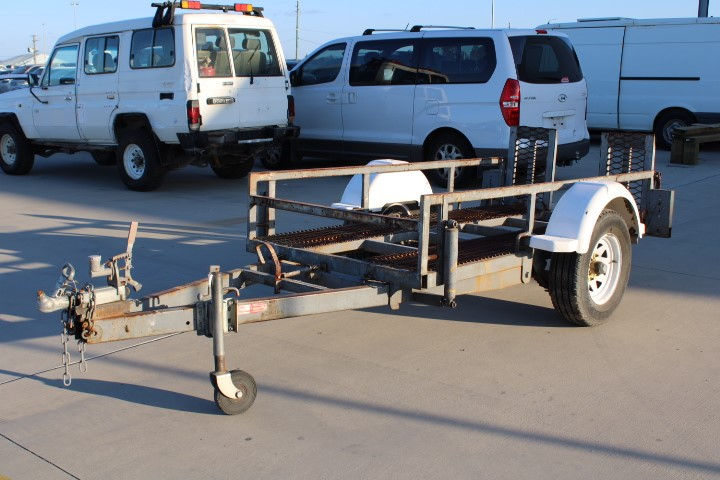2008 Swiftco SWCT Single Plant Trailer