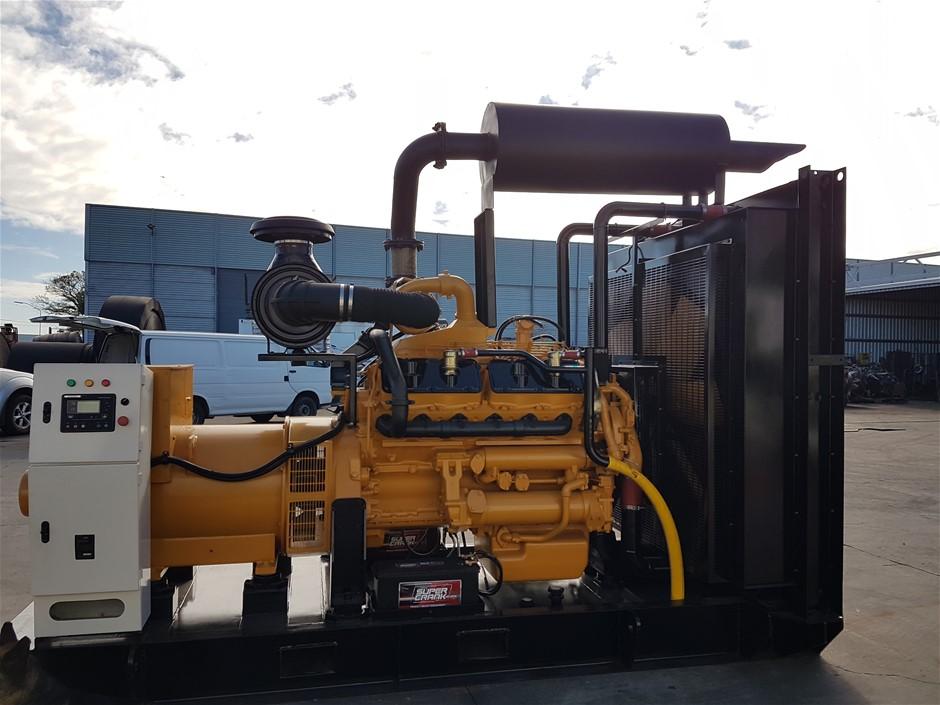 2019 CAT 3412 Generator