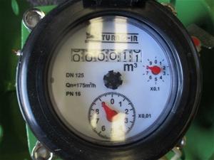 Bermad Turbo-IR Water Meter