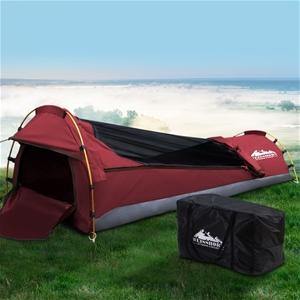 Weisshorn Biker Swag Camping Single Tent