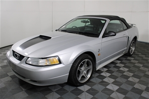 1999 Ford Mustang Manual Sedan