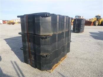 Pallets of Marine Dock Sysems 1200 Litre Flotation Modules