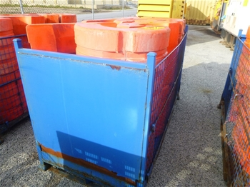 Collapsible Stackable Transport Crates